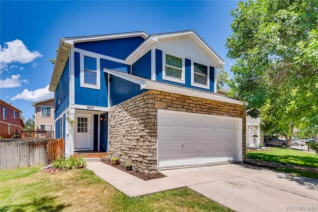 2671 W 80th Way, Westminster, CO 80031 (MLS #3309306) :: 8z Real Estate