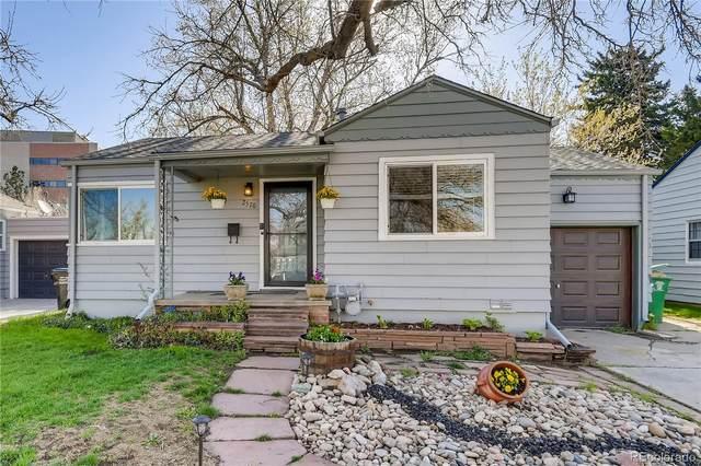 2570 S Clarkson Street, Denver, CO 80210 (#3310065) :: Colorado Home Finder Realty