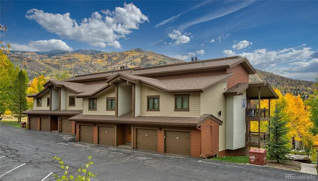 1695 Ranch Road #508, Steamboat Springs, CO 80487 (#3310086) :: The DeGrood Team