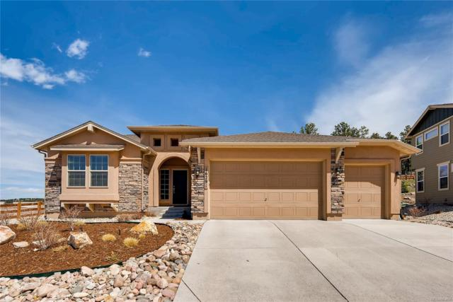 16291 St Lawrence Way, Monument, CO 80132 (#3310108) :: 5281 Exclusive Homes Realty