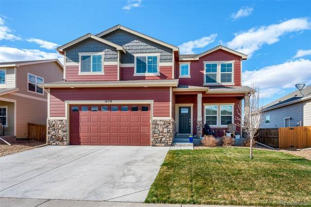 1478 Moraine Valley Drive, Severance, CO 80550 (#3310527) :: Portenga Properties