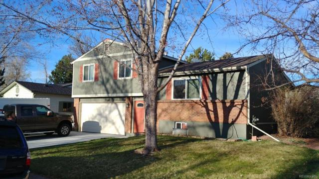 4993 S Hoyt Street, Denver, CO 80123 (#3310581) :: The Galo Garrido Group