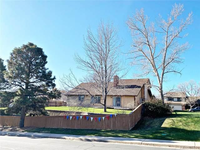 8200 S Locust Way, Centennial, CO 80112 (MLS #3310597) :: 8z Real Estate