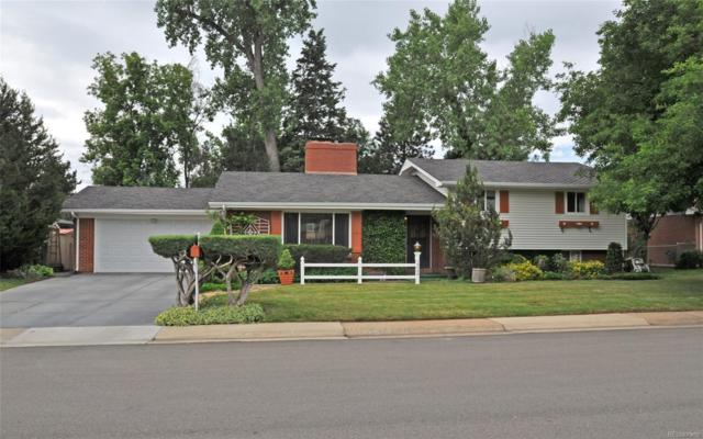 10540 W 22nd Place, Lakewood, CO 80215 (#3310616) :: The Gilbert Group