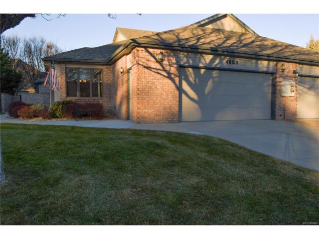 4653 23rd Street, Greeley, CO 80634 (MLS #3310660) :: 8z Real Estate
