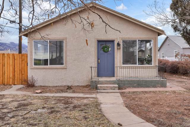 210 S Limit Street, Colorado Springs, CO 80905 (#3310904) :: The DeGrood Team