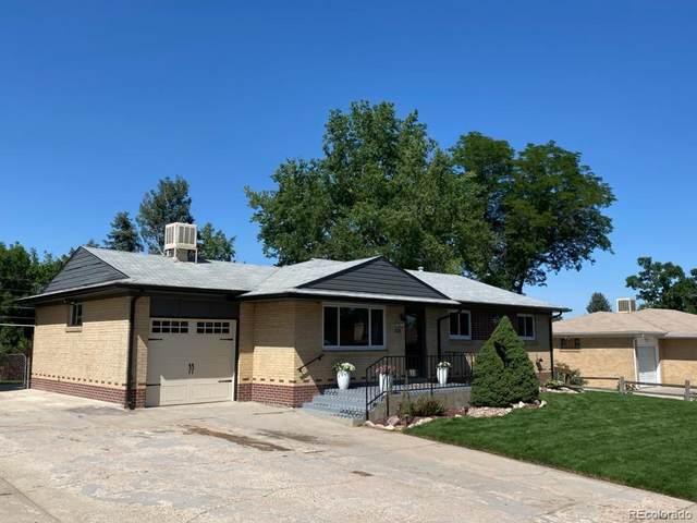 3365 W Chenango Avenue, Englewood, CO 80110 (MLS #3311118) :: Neuhaus Real Estate, Inc.