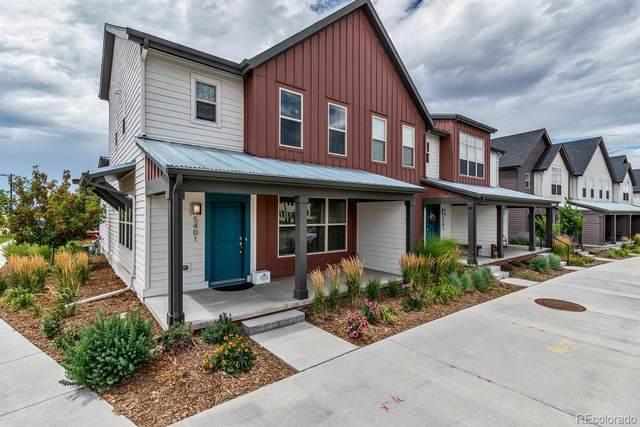 5401 Central Park Boulevard, Denver, CO 80238 (MLS #3311266) :: 8z Real Estate