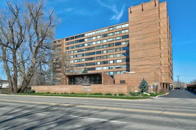 1850 Folsom Street #302, Boulder, CO 80302 (MLS #3311446) :: Kittle Real Estate
