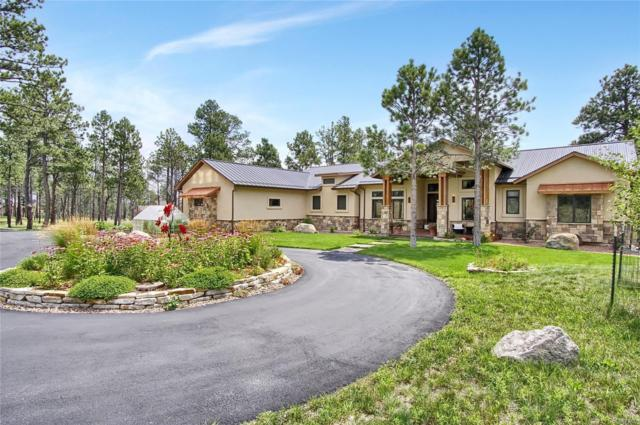 14834 Snowy Pine Point, Colorado Springs, CO 80908 (#3312261) :: Harling Real Estate