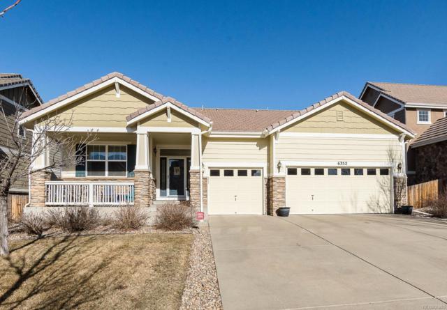 6352 S Jackson Gap Court, Aurora, CO 80016 (#3312273) :: The Peak Properties Group