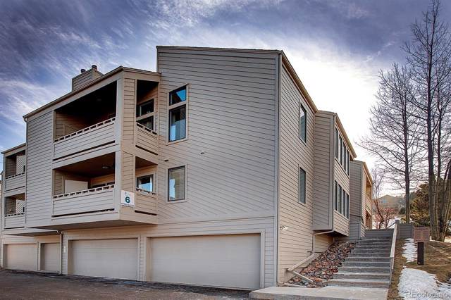 23694 Pondview Place B, Golden, CO 80401 (MLS #3312480) :: 8z Real Estate