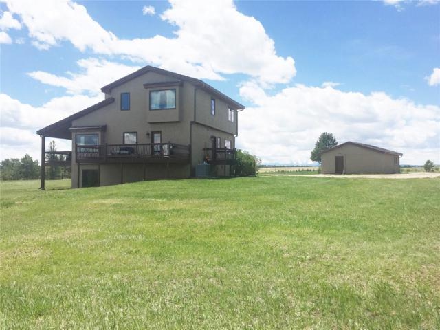 10505 Jones Road, Larkspur, CO 80118 (MLS #3312649) :: 8z Real Estate