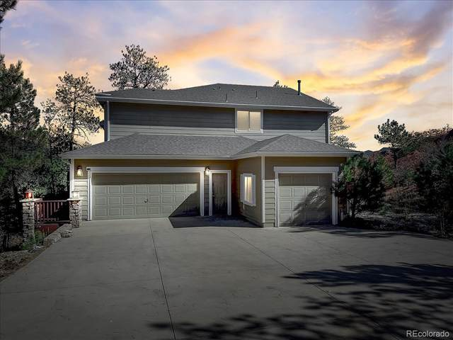 4290 Elati Road, Larkspur, CO 80118 (#3312726) :: My Home Team