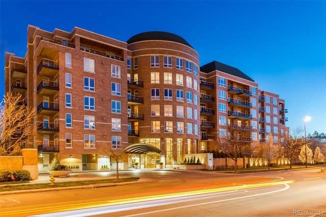 2400 E Cherry Creek South Drive #701, Denver, CO 80209 (#3312924) :: Wisdom Real Estate