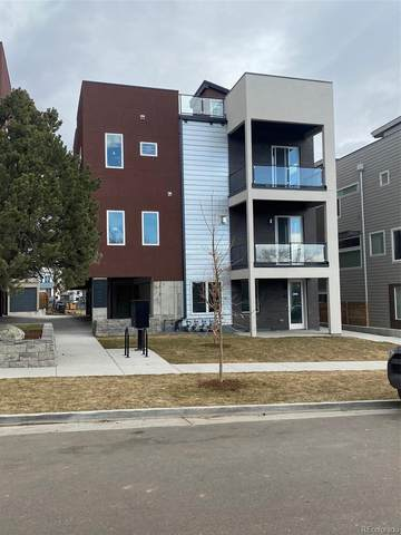 1250 N Quitman Street #4, Denver, CO 80204 (#3313082) :: HomeSmart