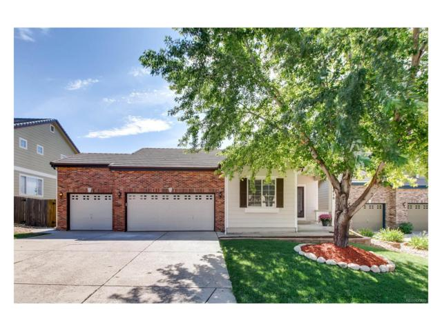 11870 Swansea Drive, Parker, CO 80134 (#3313162) :: The Griffith Home Team