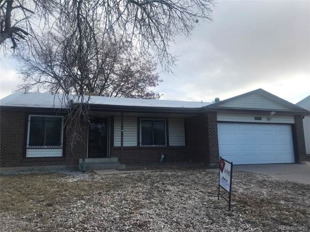 15851 E Tennessee Court, Aurora, CO 80017 (MLS #3313191) :: Bliss Realty Group