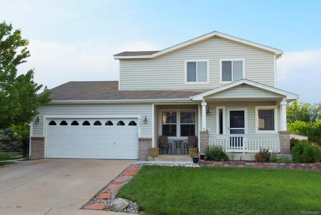 9653 Falcon Court, Littleton, CO 80125 (#3313392) :: The City and Mountains Group