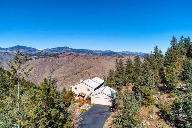 22146 Swift Fox Trail, Golden, CO 80401 (#3313627) :: The Peak Properties Group