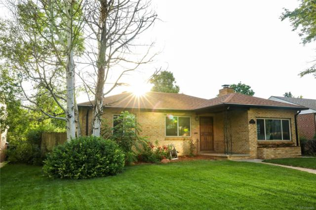 1429 S Jackson Street, Denver, CO 80210 (#3313834) :: 5281 Exclusive Homes Realty