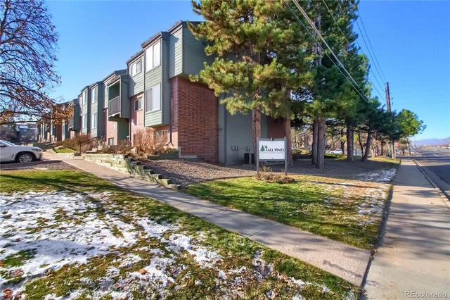 3516 S Depew Street #201, Lakewood, CO 80235 (#3313880) :: The Margolis Team