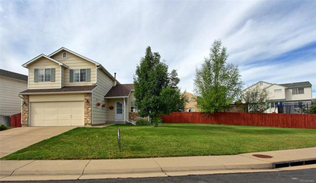 4323 S Halifax Street, Centennial, CO 80015 (#3314080) :: House Hunters Colorado