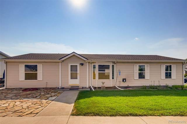 14634 E 26th Avenue, Aurora, CO 80011 (MLS #3314154) :: Kittle Real Estate
