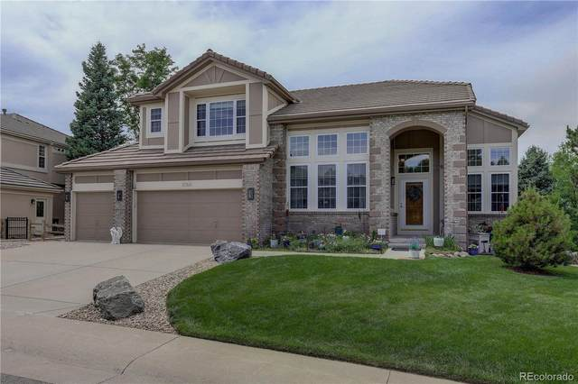 9783 Tall Grass Circle, Lone Tree, CO 80124 (#3314427) :: Re/Max Structure