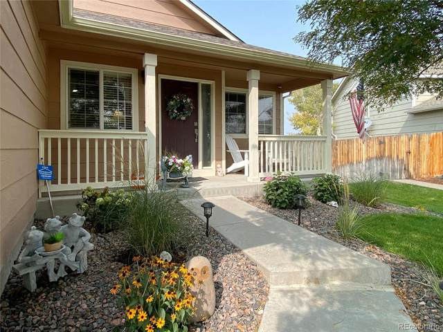 5995 S Quatar Way, Aurora, CO 80015 (#3314811) :: Kimberly Austin Properties