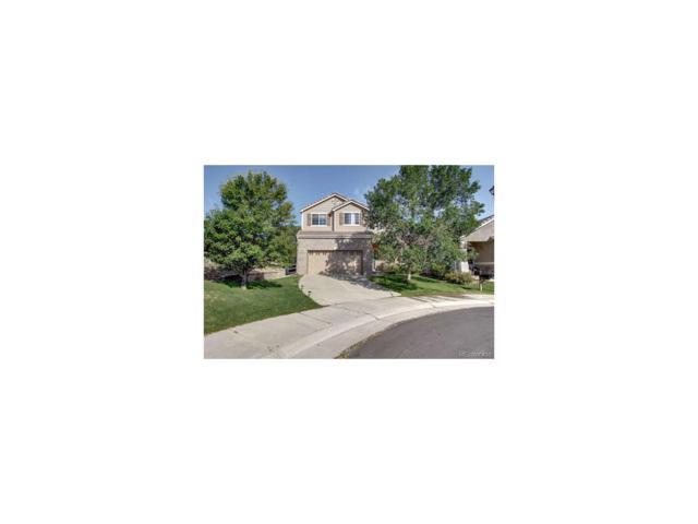 181 S Fraser Court, Aurora, CO 80012 (MLS #3315374) :: 8z Real Estate