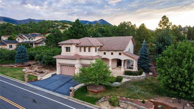 2290 Orchard Valley Road, Colorado Springs, CO 80919 (#3315991) :: Structure CO Group