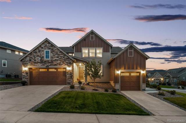 6919 Hyland Hills Street, Castle Pines, CO 80108 (#3316356) :: HomeSmart Realty Group