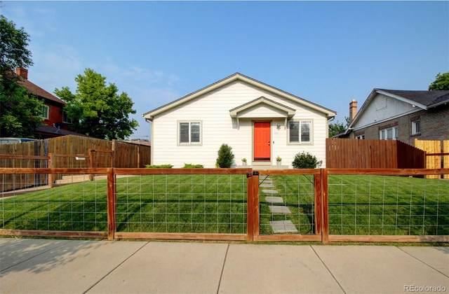 1365 Quitman Street, Denver, CO 80204 (#3316802) :: The HomeSmiths Team - Keller Williams
