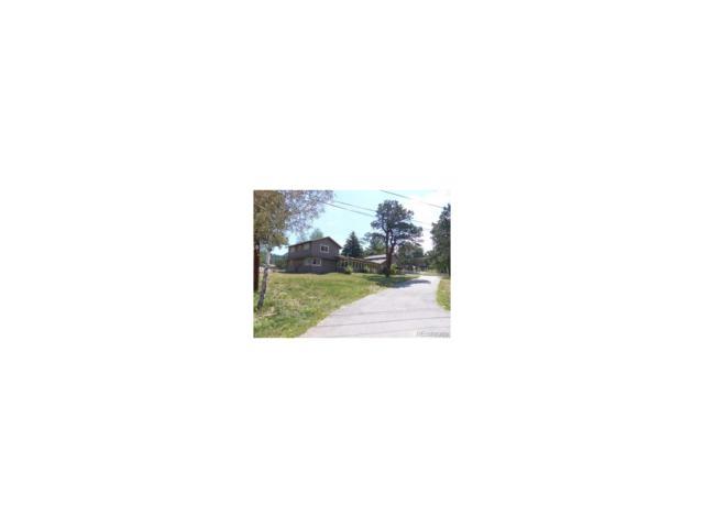 6450 Highway 73, Evergreen, CO 80439 (MLS #3316810) :: 8z Real Estate