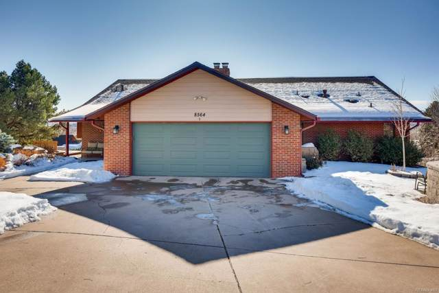 8564 W Iliff Avenue, Lakewood, CO 80227 (#3316819) :: Bring Home Denver with Keller Williams Downtown Realty LLC