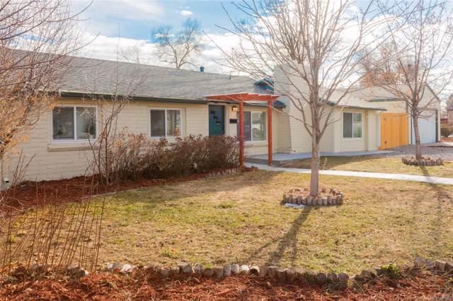 1152 S Patton Court, Denver, CO 80219 (#3317385) :: True Performance Real Estate