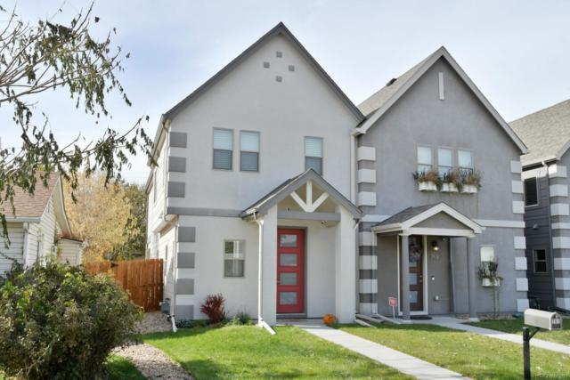 761 S Krameria Street, Denver, CO 80224 (#3317449) :: The Heyl Group at Keller Williams