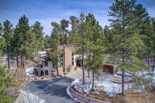 967 Country Club Parkway, Castle Rock, CO 80108 (#3317670) :: The Peak Properties Group
