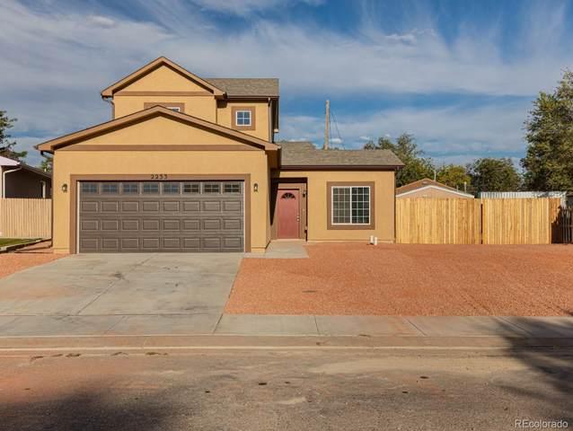 2233 Cruz Court, Pueblo, CO 81003 (MLS #3317870) :: Find Colorado Real Estate