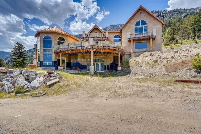 26799 Highway 72, Golden, CO 80403 (#3317890) :: Berkshire Hathaway HomeServices Innovative Real Estate