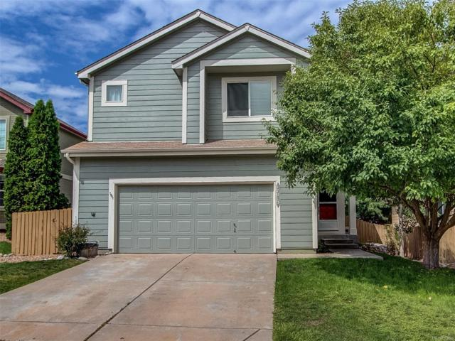 17013 Hastings Avenue, Parker, CO 80134 (#3317982) :: The Griffith Home Team