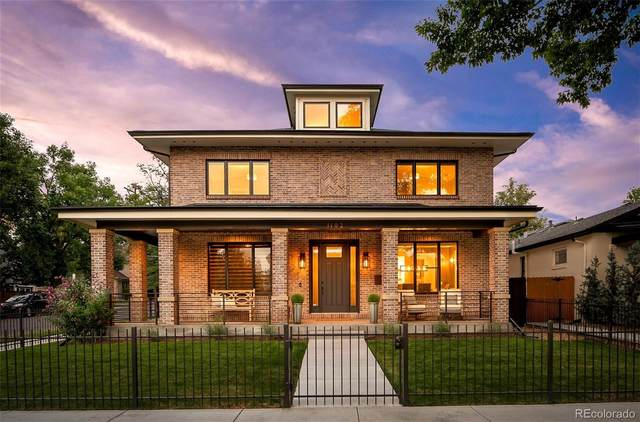 1102 S York Street, Denver, CO 80210 (#3318025) :: The DeGrood Team
