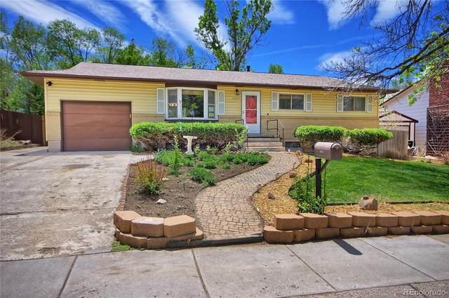 4695 S Crimson Circle, Colorado Springs, CO 80917 (#3318092) :: The Griffith Home Team