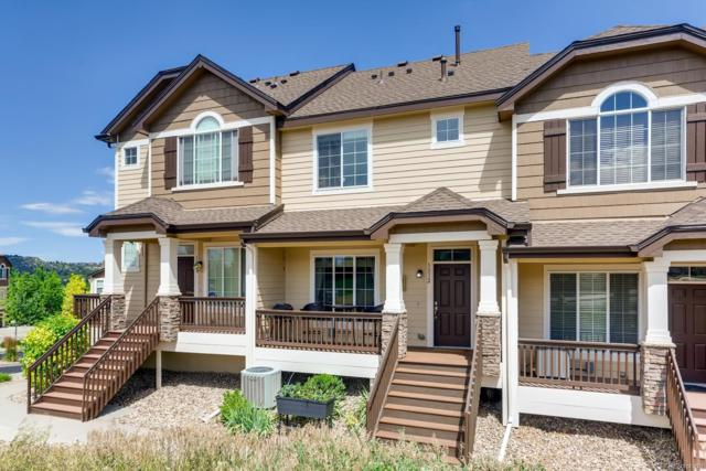 1312 Royal Troon Drive, Castle Rock, CO 80104 (MLS #3318268) :: 8z Real Estate