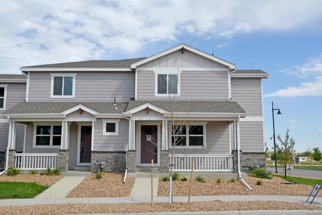 6117 Verbena Court #101, Frederick, CO 80516 (#3318314) :: House Hunters Colorado