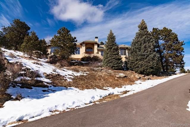 27867 Meadowlark Drive, Golden, CO 80401 (#3318460) :: The DeGrood Team