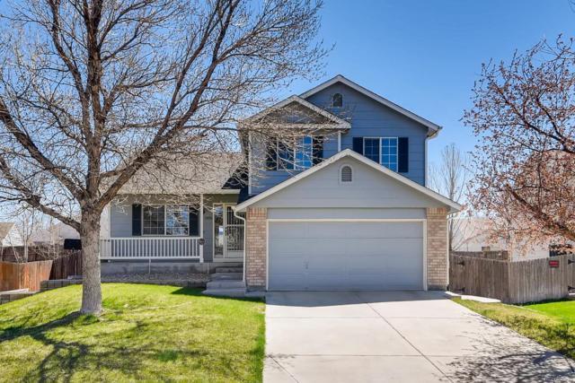 11450 Macon Street, Commerce City, CO 80640 (#3318638) :: House Hunters Colorado