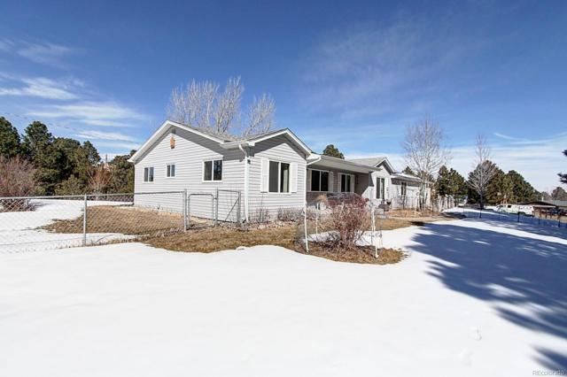 5737 Pinon Drive, Elizabeth, CO 80107 (MLS #3319192) :: 8z Real Estate