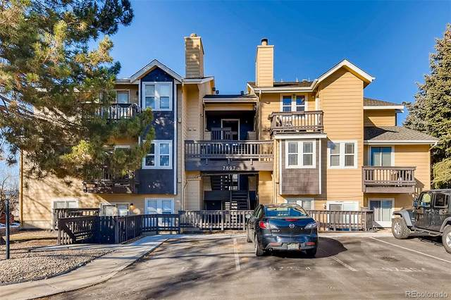 7897 Allison Way #303, Arvada, CO 80005 (MLS #3319196) :: 8z Real Estate
